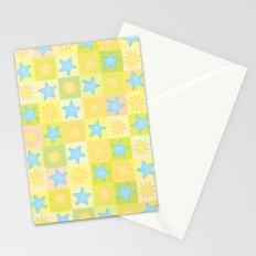 Suns n' Stars Stationery Cards