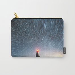 Lighthouse in the Stars Carry-All Pouch
