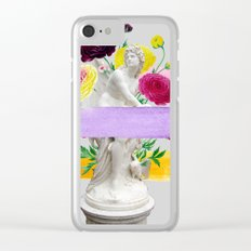 The Witch in the Museum Clear iPhone Case
