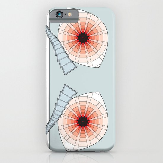 Eye Robot iPhone & iPod Case