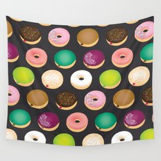Sweet Donuts Wall Tapestry