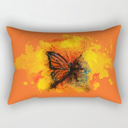 THE BUTTERFLY EFFECT Rectangular Pillow