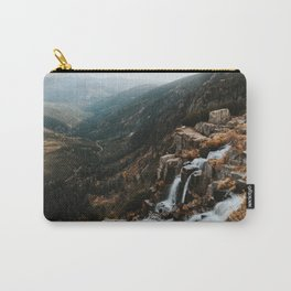 Autumn falls - Landscape and Nature Photography Carry-All Pouch