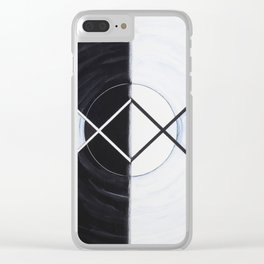 UNITY Clear iPhone Case