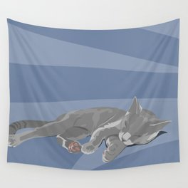 Snooze Wall Tapestry