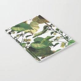 wild nature leaves savage Notebook