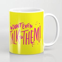 Drug Dealers Are Dorks Coffee Mug