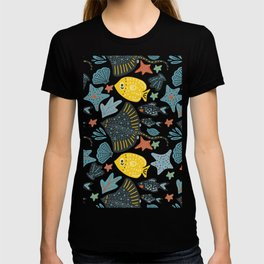Sea Pattern #3 T-shirt