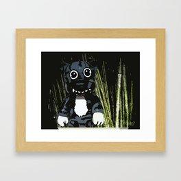 """""""The Hunter"""" Framed Art Print"""