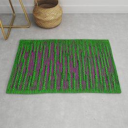 RainForest Pattern Rug