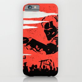 Ash iPhone Case