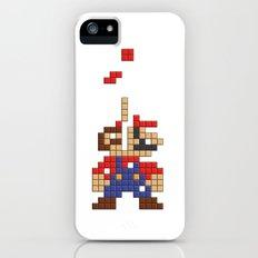 Super Mario Tetris iPhone (5, 5s) Slim Case