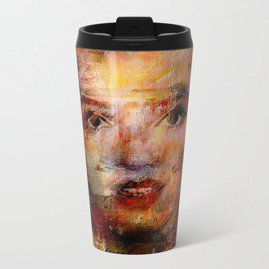 Once upon a time Marilyn Metal Travel Mug
