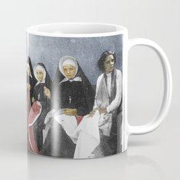 Italian Nuns Coffee Mug