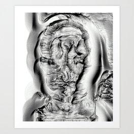 front Art Print