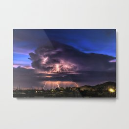 The Night They Returned Metal Print