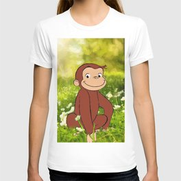 Curious George T-shirt