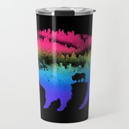 Bison nature Travel Mug