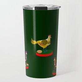 12 Days Of Christmas Nutcracker Theme: Day 3 Travel Mug