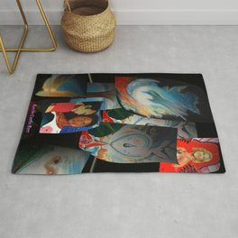 KEVIN CURTIS BARR 'S ART POSTERS Rug