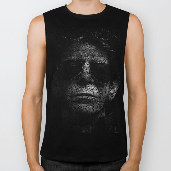 LOU REED, SO FREE. Biker Tank