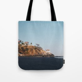 playa los mangos Tote Bag