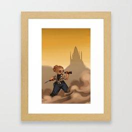 Shelby Stone Framed Art Print