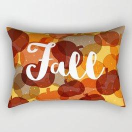 Fall Feels Rectangular Pillow