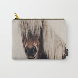 Hi, I'm a Scottish Horse Carry-All Pouch