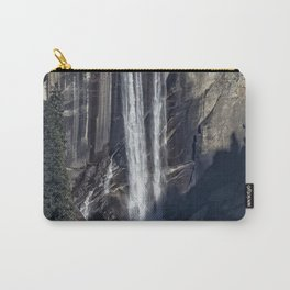 Vernal Fall From a Distance Carry-All Pouch