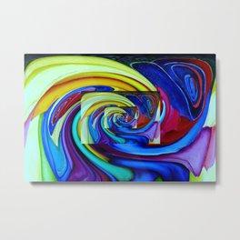Feelings for colours Metal Print