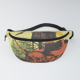 OLD TIMEY DARKNESS Fanny Pack