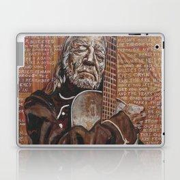 Willie's Guitar Laptop & iPad Skin