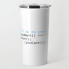 You Can Travel Mug