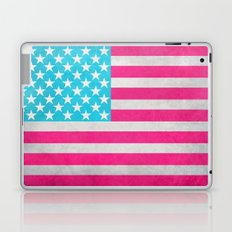 USA Flag Laptop & iPad Skin