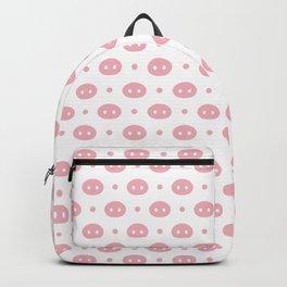 Pig Pattern   Pink Piglet Farm Farmer Backpack