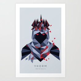 Yhorm Art Print