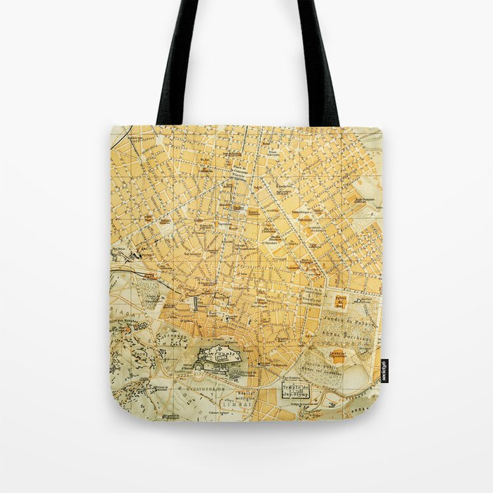 Map Of Athens Greece on