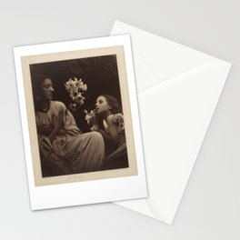 A Study by Julia Margaret Cameron, 1865 Stationery Cards