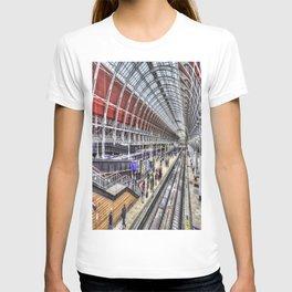 Paddington Station London T-shirt