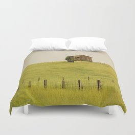 Summer Pastures Duvet Cover