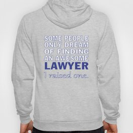 LAWYER'S DAD Hoody