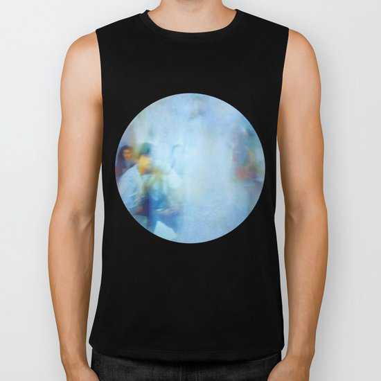 OUT-OF-FOCUS Biker Tank