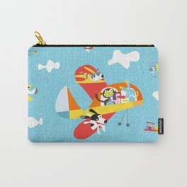 Pet Planes Carry-All Pouch