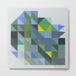 Triangulation  03 Metal Print