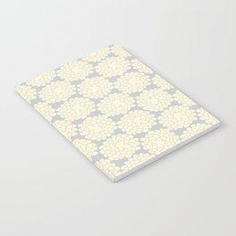 White cotton flower Notebook