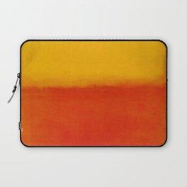 1956 Orange and Yellow by Mark Rothko HD Laptop Sleeve