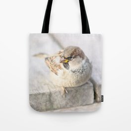 Sparrow - After The Transatlantic Tote Bag