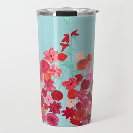 Simply Breathe - Lungs For Whitney Travel Mug