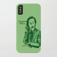 anchorman iPhone & iPod Cases featuring Anchorman: 60% of the Time by Red Misery